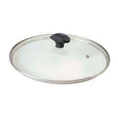 Couvercle en verre pour Wok Titane - 28 cm