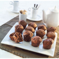 Moule 12 Mini-muffins FLEXIPAN® ORIGINE