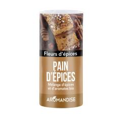 Pain d'épices - Mélange d'épices et d'aromates bio, 50g