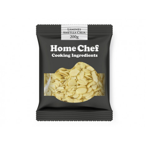 Amandes effilées 200 g - Home Chef