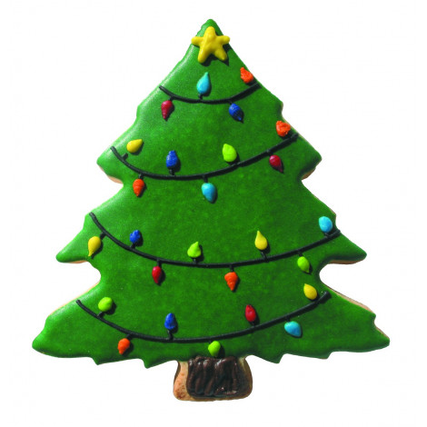 Découpoir Sapin De Noël 89 Cm
