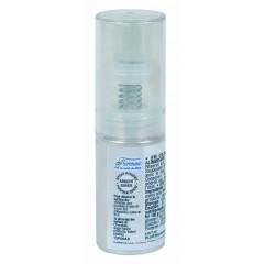 Spray poudre argent scintillante, 10 g