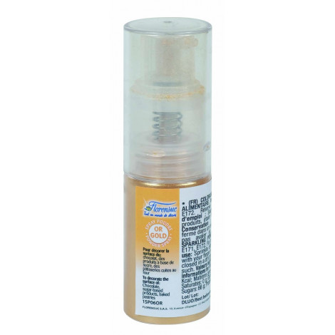 Spray poudre or scintillante, 10 g