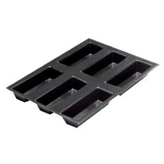 Moules 6 rectangles FLEXIPAN® ORIGINE