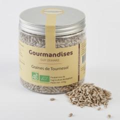 Graines de Tournesol biologiques, 310 g