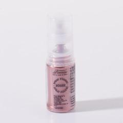 Spray poudre rouge scintillante, 4 g