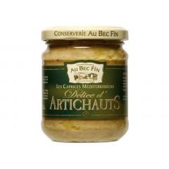 Délice d'artichauts 180 g