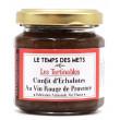 Confit échalote au vin rouge de Provence 100g