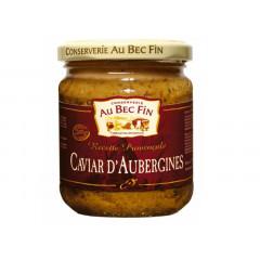Caviar d'aubergines 180 g