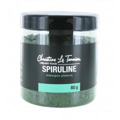 Spiruline Française en paillettes, 80 g