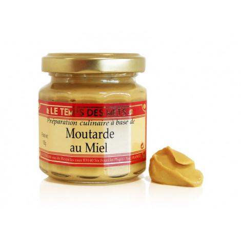 Moutarde au miel 100 g