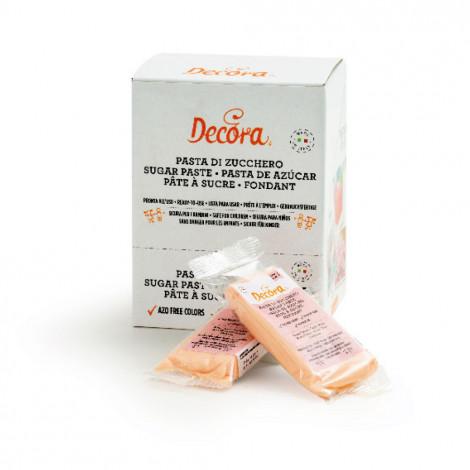 Pâte à sucre rose clair 100 g - Decora