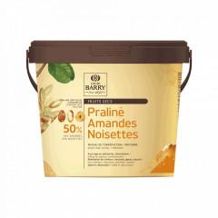 Praliné Amandes Noisettes 1 kg, Cacao Barry