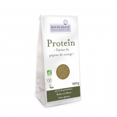 Farine de pépins de courges 250g - Protein