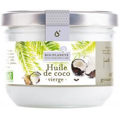 Huile de coco vierge, biologique, 400 ml