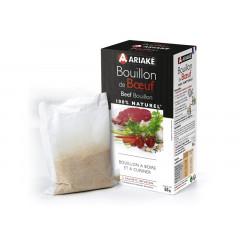 5 sachets de bouillon de boeuf - Ariake