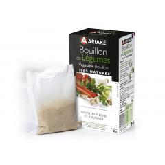 5 sachets de bouillon de légumes