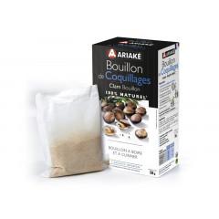 5 sachets de bouillon de coquillages