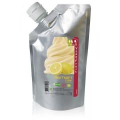 Fruit'Soft Citron – Préparation pour sorbet citron 1kg