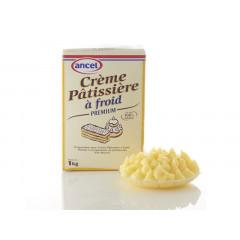 Crème pâtissière à froid premium 1 kg