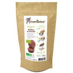 Préparation bio pour moelleux au chocolat