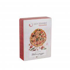 Préparation pour pâtes à pizzas, 5 sachets de 17,5 g