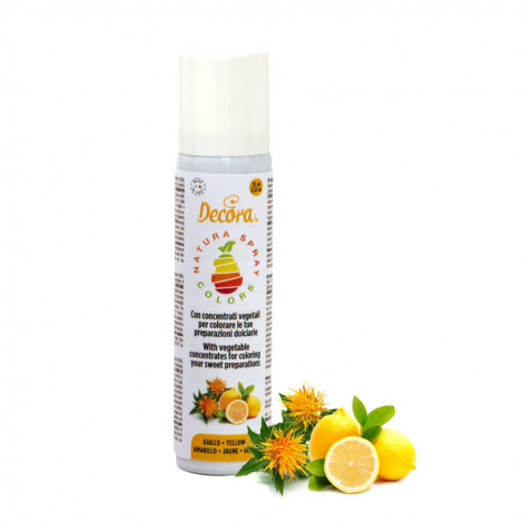 Spray naturel jaune 75 ml
