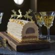 Toile décor Bois pour moule bûche FLEXIPAN® INSPIRATION - Toiles décoratives
