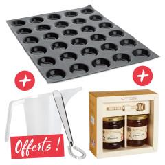 Offre Moule Mini tartelettes FLEXIPAN® ORIGINE
