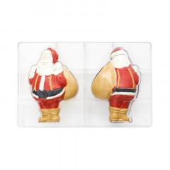 Moule à chocolat: Père Noël