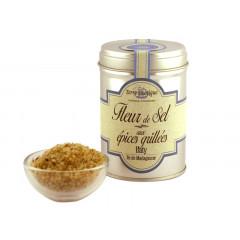Fleur de sel aux épices grillées 90 g