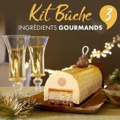 Kit Bûche Maelig Georgelin - Les produits gourmands
