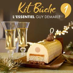 Kit Bûche Maelig Georgelin - Les essetentiels FLEXIPAN