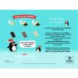 """Kit """"Calendrier de l'avent"""" à réaliser soi-même - Pingouin"""