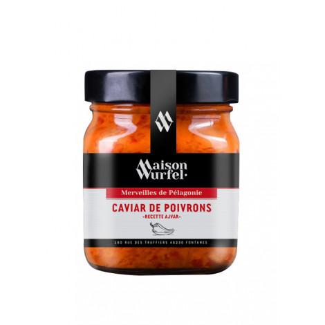 Caviar de poivrons 300g