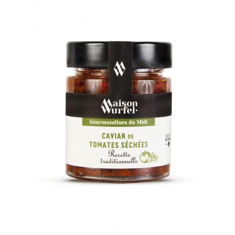 Caviar de tomates séchées 135g