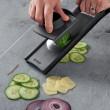 Mandoline de cuisine compacte
