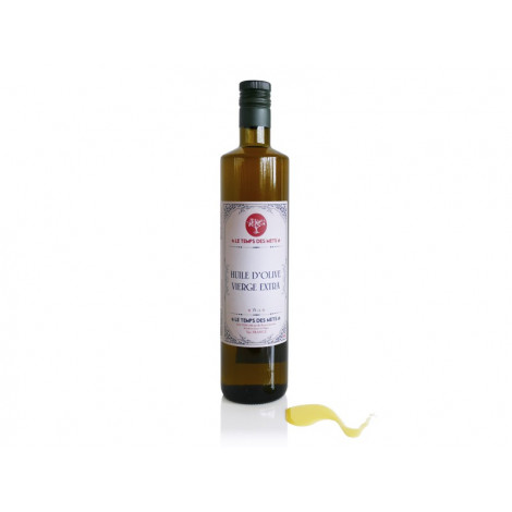 Huile d'olive vierge extra 75 cl