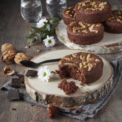 Kit gateaux au chocolat individuels Maison