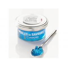 Perles de Saveurs® curaçao