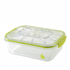 Couverce pour récipient Lunch box en verre Be Save® 1,4L