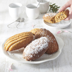 Kit Grandes Madeleines Coco