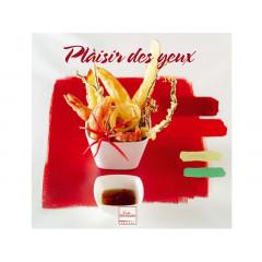 """Livre """"Plaisir des Yeux"""" - Livre de cuisine Guy Demarle"""