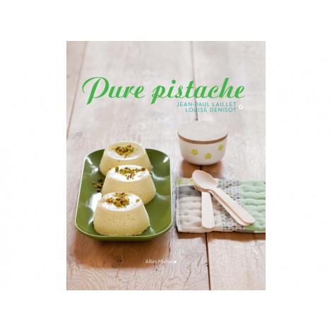 """Livre """"Pure Pistache"""" - Livre de cuisine Guy Demarle"""