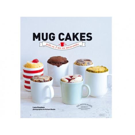 "Livre ""Mug cakes"" - Livre de cuisine Guy Demarle"