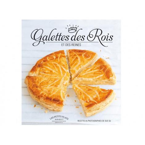 """Livre """"Galettes des rois et des reines"""" - Livre de cuisine Guy Demarle"""