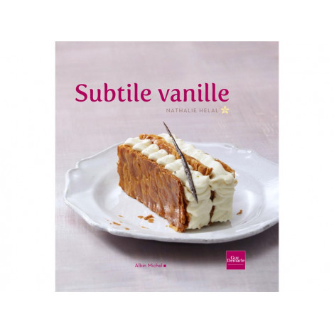 """Livre """"Subtile Vanille"""" - Livre de cuisine Guy Demarle"""