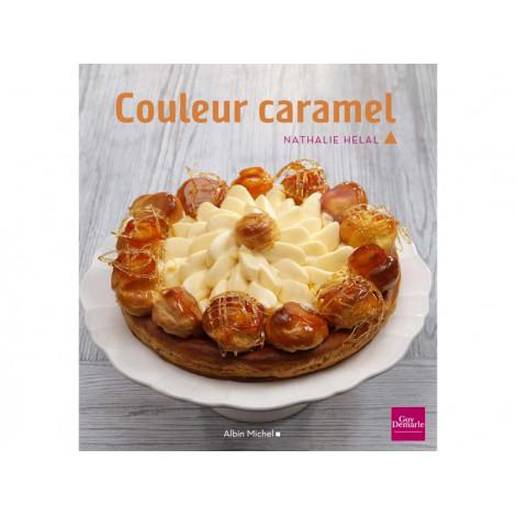 """Livre """"Couleur caramel"""" - Livre de cuisine Guy Demarle"""