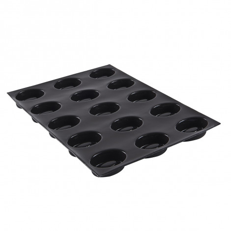 Moule 15 Savarins ovales FLEXIPAN® ORIGINE - Moule Silicone par Guy Demarle
