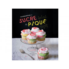 "Livre ""Gourmandises au sucre qui pique"""